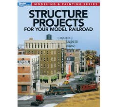 Kalmbach #12478 Structure Projects for Your Model Railroad