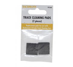 Bachmann #16999 N Scale Track Cleaning Replacement Pads (2/package)