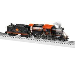 Lionel #2131460 Legacy 4-6-0 Camelback Locomotive - Hallows Eve Limited #1313