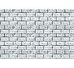 JTT #97425 Patterned Plastic Sheet - Concrete Block (2)