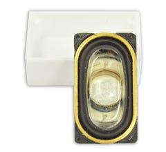 TCS #1710 UNIV-SH4-C Universal Speaker Housing for the TCS 25mm x 14mm Speaker (included)