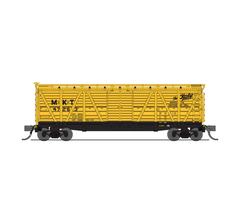 Broadway Limited #6572 MKT Stock Car Cattle Sounds