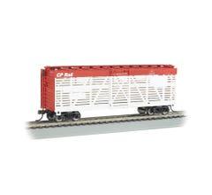 Bachmann #18527 40' Stock Car- CP Rail