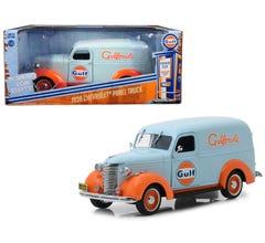Greenlight #85011 1939 Chevy Panel Truck- 1:24