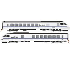 Rapido #25006 RTL Turboliner - Amtrak X2000 Demonstrator