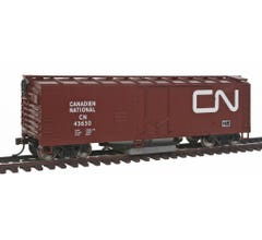 Walthers #931-1481 Track Cleaning Boxcar - Canadian National
