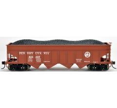 Bowser #42064 HO Pennsylvania H22a Circle Keystone Clamshell #410401