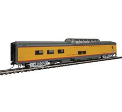 Walthers #920-18653 85' ACF Dome Diner Union Pacific(R) Heritage Fleet - UPP #8008 City of Portland - Lighted