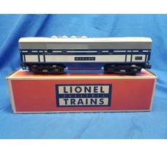 Lionel #LIO2367C Wabash O Scale B-Unit with Box