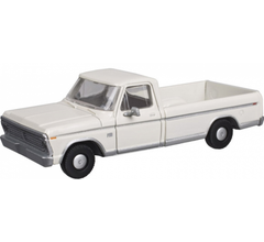 Atlas 60000112 Ford F-100 Pickup Truck - Wimbledon White (2 pcs)