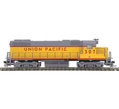 MTH #85-2036-1 GP38-2 Diesel With Proto-Sound 3.0 - Union Pacific