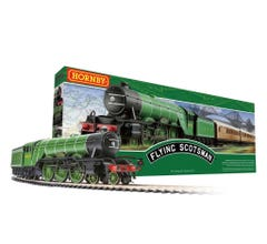 Hornby #R1255 Flying Scotsman Train Set