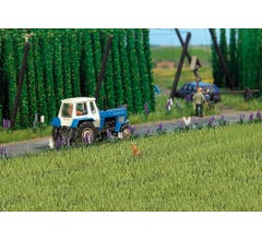 Walthers #949-1142 Spring Wheat Field (Green) - Kit