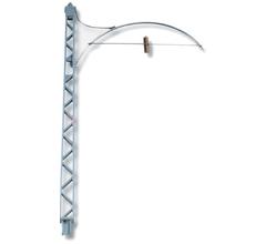 LGB #56405 Standard Catenary Mast, 12 Pieces