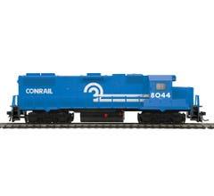 MTH #85-2046-1 GP38-2 Diesel With Proto-Sound 3.0 - Conrail #8044