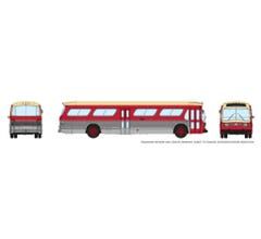 Rapido #573006 N Scale 1/160 New Look Bus -Toronto Early