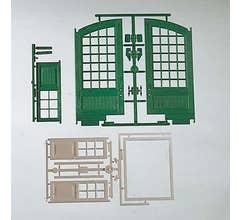 PIKO #62800 Assorted Door's