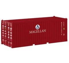 PIKO 36304 Container 20' MAGELLAN VI