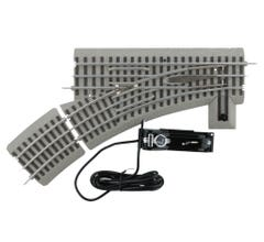 Lionel 81947 O36 Remote/Command FasTrack Switch LH