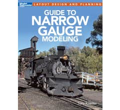 Kalmbach #12490 Guide to Narrow Gauge Modeling