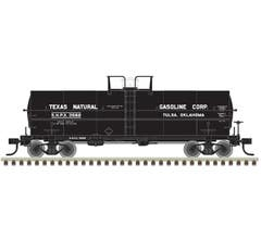 Atlas #50003752 11000 Gallon Tank Car - Texas Natural Gasoline Corp #3550