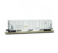 Micro Trains #09900101 3-Bay Covered Hopper - Pennsylvania RR