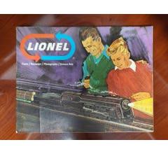 Lionel 1966C1 1966 Catalog