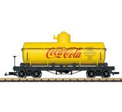 LGB #40810 Coca Cola Tank Car