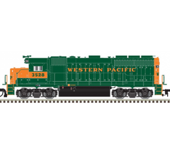 Atlas #400041846 GP-40 Western Pacific #3523