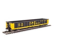 Walthers #910-6250 53' Railgon Gondola - Railgon GONX #310509