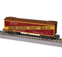 American Flyer #2119080 Berkshire Ham & Bacon Woodside Reefer