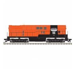 Atlas #10003541 H16-44 w/DCC/Sound - New Haven #593