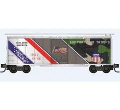 Micro Trains #02091292 Union Pacific Spirit lll Boxcar
