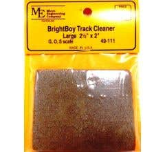 Micro Engineering #49-111 G, O, S BrightBoy Track Cleaner, large