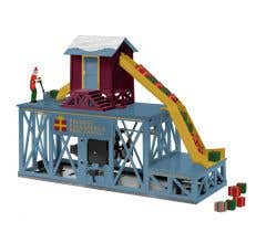 Lionel #2129070 THE POLAR EXPRESS™ Present Chute Station