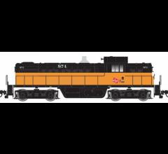 Atlas #10003152 RS-1 Milwaukee Road #873 w/DCC/Sound