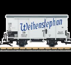 LGB #43357 Weihenstephan Beer Car