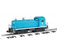 Williams #21650 NW-2 Scale Diesel w/ Sound - Boston & Maine #1206