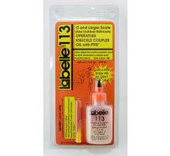 """Labelle #00113  Coupler Lubricant with PTFE for """"S"""", """"O"""" and Larger Scales"""