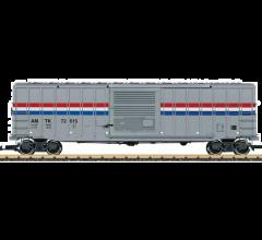 LGB #44931 Amtrak Material Car, Phase III
