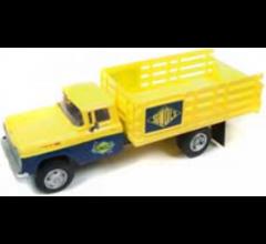 Classic Metal Works #30512 1960 Ford Box Truck SUNOCO