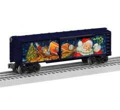 Lionel #2028350 Angela Trotta Thomas Christmas Boxcar