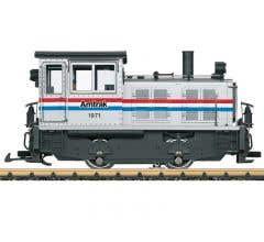 LGB #27632 Amtrak Diesel Locomotive Phase II