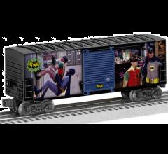 Lionel #1928560 Batman & Robin Boxcar