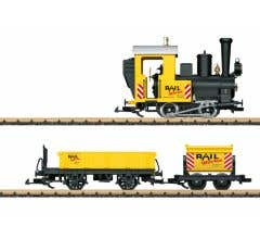 LGB #72503 Construction Site Train Starter Set