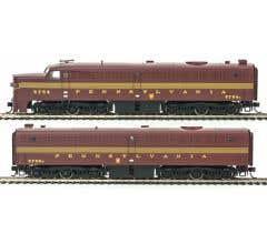 Walthers #910-10067 Alco PA - PB Set - Pennsylvania #5754A & #5756B