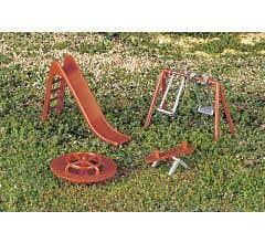 Bachmann #42214 Playground Equipment