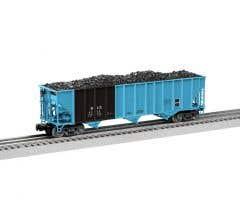 Lionel #2126128 B&LE 100 Ton Hopper 2 Pack B