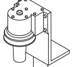 Athearn #02043 Bell, Electronic (3pcs)