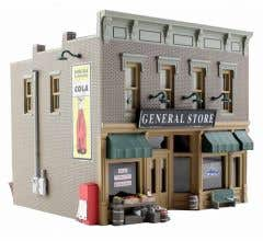 Woodland Scenics BR4925 Lubener's General Store (Built-Up)
